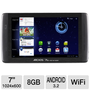 Archos 7 8gb Tablet