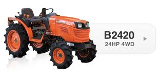 Kubota B2420 : The Clever Agriculture Machinery