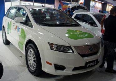 Uber Electric Car X