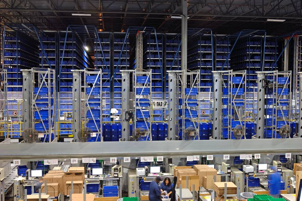 Materials Handling AUTOMATION