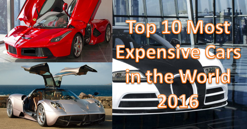 top 10 most expensive cars in the world 2016 machines review. Black Bedroom Furniture Sets. Home Design Ideas